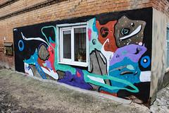 Window plant (evgeny_muluk) Tags: streetart abstract art graffiti artist outdoor abstractart contemporaryart modernart wallart artsy graff aerosolart sprayart russianart саратов saratov граффити muluk streetpiece стритарт streetisart spraydaily мулук