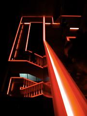 Light stairs (georg19621) Tags: industry architecture stairs deutschland events year eastern jahr dortmund genre 2010