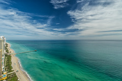 The Beautiful Ocean (LG REALTY GROUP INC.) Tags: ocean beach nature clouds landscape sand miami views oceanview sunnyislesbeach sonyalpha luxuryrealestate miamirealestate lgphotography sonyimages sonya7ii lgrealtygroupinc