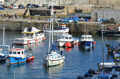 Porthleven (Rachael Hickling) Tags: sea fishing cornwall harbour porthleven