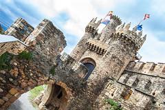DSC_0373 (OCReactive) Tags: espaa castillo templarios ponferrada eo