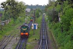 Two UZ ChME3T going to the depot (Hurricane.189) Tags: two going depot uz cernauti chme3 cernautikiev cernautivadul cernautivadulsiret