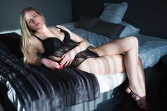 Let the sunshine in (Barry_Madden) Tags: woman sunshine female portraits hotel bed helsinki model photoshoot mona blonde boudoir inside finnish youngwoman hotelroom finnishgirl portraits2016