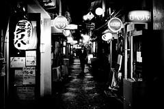 Tokyo  (Eug3nio) Tags: street city bw man japan tokyo asia bn japon giappone
