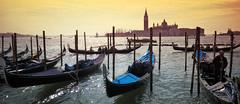. . . (cortomaltese) Tags: venice italy italia venezia sangiorgiomaggiore gondole bacinodisanmarco sanmarcobasin