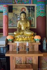 Temple  Jeju (misterblue66) Tags: buddha korea bouddha jeju budda buda core chesu