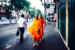 Bangkok (Brendan  S) Tags: art thailand bangkok streetphotography chinatownbangkok bangkokstreet blurwillsavetheworld brendansstreetphotography monogramasia