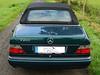 Mercedes W 124 E-Klasse-Cabriolet Verdeck 1991-1997