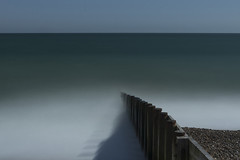 Selsey groyne (Alex Bamford) Tags: longexposure night photography moonlight groyne selsey