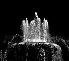 Buckingham (Demmer S) Tags: park blackandwhite bw sculpture chicago water fountain monochrome blackbackground bronze blackwhite illinois downtown loop landmark minimal lakemichigan il simplicity granite grantpark marble minimalism waterfountain buckingham simple lightshow minimalistic sculptures minimalist buckinghamfountain bnw touristattraction seahorses chicagoland 1927 onblack windycity chicagoist watershow blackwhitephoto simplistic blackwhitephotos chicagoistphotos