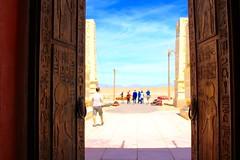Atlas Film Studios - April 2016 (300 jours  Paris) Tags: africa travel cinema film sahara museum architecture landscape desert outdoor north morocco maroc atlas marrakech maghreb medina studios ouarzazate ait ksar kasbah benhaddou