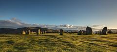 Castlerigg (Visible Landscape) Tags: uk sunset england cumbria castlerigg ancientmonument castleriggstonecircle visiblelandscape