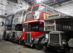 More Old Buses (Lazenby43) Tags: rt leyland londonbus aec