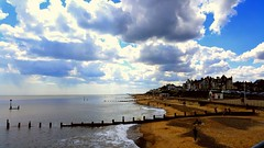 Southwold Suffolk uk (madmax557) Tags: uk southwold coast beach eastcoast northsea sea water coastline skys clouds cloud sky suffolk