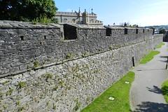 Murallas Londonderry Ulster 09 (Rafael Gomez - http://micamara.es) Tags: ireland del united kingdom londonderry british northern muralla islas isles norte irlanda ulster reino unido murallas britanicas uladh cuige