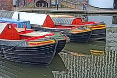 Gas Street, Birmingham (mattgilmartin) Tags: water canal birmingham union grand hdr narrowboats