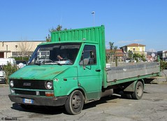 Fiat - Iveco 35 F 8 Daily (Alessio3373) Tags: rust rusty daily rusted vans van corrosion corroded iveco oldvan ivecodaily rustyvans iveco35f8 fiativeco35f8