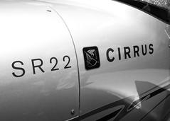 SR22 (Antnio A. Huergo de Carvalho) Tags: blackandwhite airplane aircraft aviation avio cirrus aviao sr22 cirrussr22 sr22gts aviaoexecutiva aviaogeral prjoa
