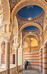 Interior-detail_DSC2226 (Mel Gray) Tags: architecture cityhall interior sarajevo bosniaherzegovina