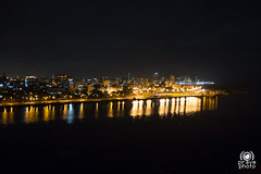 Luces de La Habana dal Morro (andrea.prave) Tags: light panorama castle luz night luces noche nacht fort lumire havana cuba castello havanna morro notte castillo luce kuba  lahabana fortezza    lavana     lahavane  avava