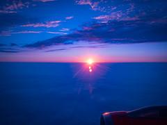 Flying to Peru (Yogesh Mhatre) Tags: peru flying lima lx100
