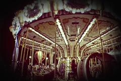 Carrusel (Soul Memory Photography) Tags: noche feria nios momento jugar juego nio carrusel oscuro unico atraccion