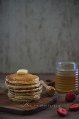 pancake (asri.) Tags: honey foodphotography 2016 105mmf28 foodstyling bakinghomemade