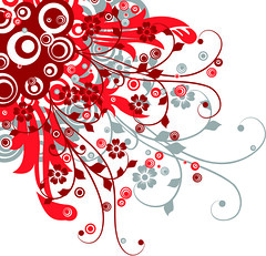 Floral background-4 big (ertan.gogo) Tags: painting graphicdesign paint with company adobe ilustrator adobeillustrator