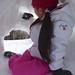 SAKURAKO - Inside of Snowdome.