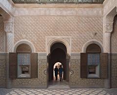 Reception room, El Glaoui Kasbah (nisudapi) Tags: architecture tile pattern mosaic morocco kasbah 2015 telouet