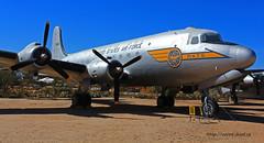Douglas C-54D Skymaster ~ 42-72488 (Aero.passion DBC-1) Tags: museum plane tucson aircraft aviation muse pima preserved douglas ~ avion airmuseum airspacemuseum skymaster dc4 c54 aeropassion musedelair dbc1 prserv 4272488