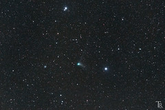 Widefield of Comet C/2013 (US10) Catalina (Astro-Foto-Tom) Tags: astro astrophotography m51 comet m101 widefield canoneos500d canon50mmf18stm c2013us10catalina