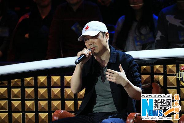 《中国之星》平安遭淘汰 三次舌战崔健引热议