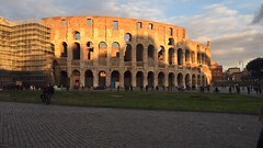 Colosseum time lapse (Zach V) Tags: sunset italy rome timelapse colosseum flavianamphitheater