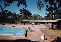 Salisbury Swimming Centre (RS 1990) Tags: old film pool 35mm photo scan adelaide salisbury southaustralia swimmingcentre circa1994
