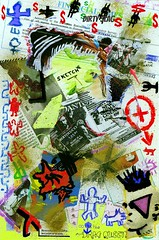 lambda (bruno.ferrandis) Tags: gay money collage punk arse dessin dragqueen anus finance lambda pinkpound