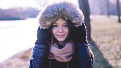 Winter Beauty (Martin Papp) Tags: winter sun sunlight hot cold nature beautiful beauty canon lens nikon girlfriend natural outdoor walk sony coat fast photograph dslr dressed milc