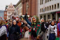 Fasching (mattrkeyworth) Tags: batis85 sonya7rii fasching würzburg faschingsumzug zeissbatis85mmf18 batis1885 carnival umzug parade people