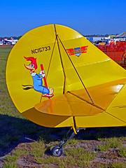 Woody Woodpecker (JetDr757) Tags: woodywoodpecker aeronca nc15733