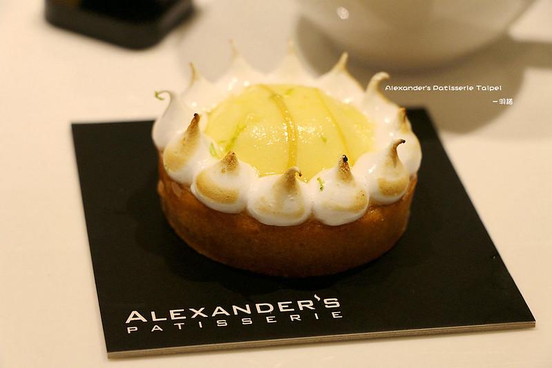 Alexander's 亞歷山大法式甜點067
