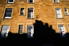 L1002342 (Bruno Meyer Photography) Tags: leica travel windows building colors silhouette architecture photography lights scotland edinburgh bricks leith leicacamera visitscotland leicaimages leicam240 leicacamerafrance