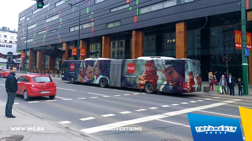Info Media Group - Coca Cola, BUS Outdoor Advertising, 02-2016 (1)