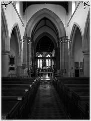 _DSC4933ed (alexcarnes) Tags: art alex church nikon all hyperfocal district f14 empty derbyshire saints sigma peak arches aisle seats 24mm pews bakewell carnes hsm d810 alexcarnes