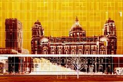 Creative Cultural Lively - Liverpool (Rocketman Pics) Tags: colour architecture liverpool canon reflections cityscape canon5d albertdock portofliverpoolbuilding portofliverpool