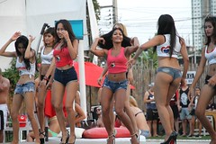 fun day out (*SIN CITY*) Tags: party sexy ass pool girl smile hat lady asian dance tits legs boobs bra arse group hooters smiles dancer teen bikini thai laugh russian cameltoe pattaya poolparty hootersgirls pattayahooters lovepattayathailand