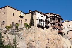 Hanging houses (gorrarroja) Tags: españa spain cuenca 2016 casascolgadas hanginghouses