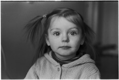 Miglė (batuda) Tags: portrait bw film girl d76 om ilford pan400 miglė šančiai om50141