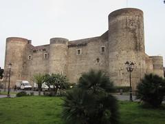 Ursino Castle (jlarsen2006) Tags: italy castle design europe western sicily eastern catania sinus ursino castrum