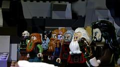 erebor secret (w4xer) Tags: lego lord lotr rings hobbit seigneur erebor