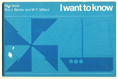 I Want To Know (Sevag B. Martouni) Tags: colour design graphic symbol swiss modernism minimal paperback helvetica